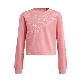 Logo Graphics Sweatshirt Girls