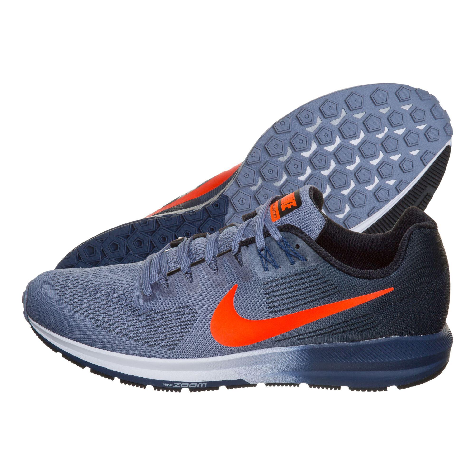 baabdeaeeaaa buy Nike Air Zoom Structure 21 Stability Running Shoe Men - Grey ...