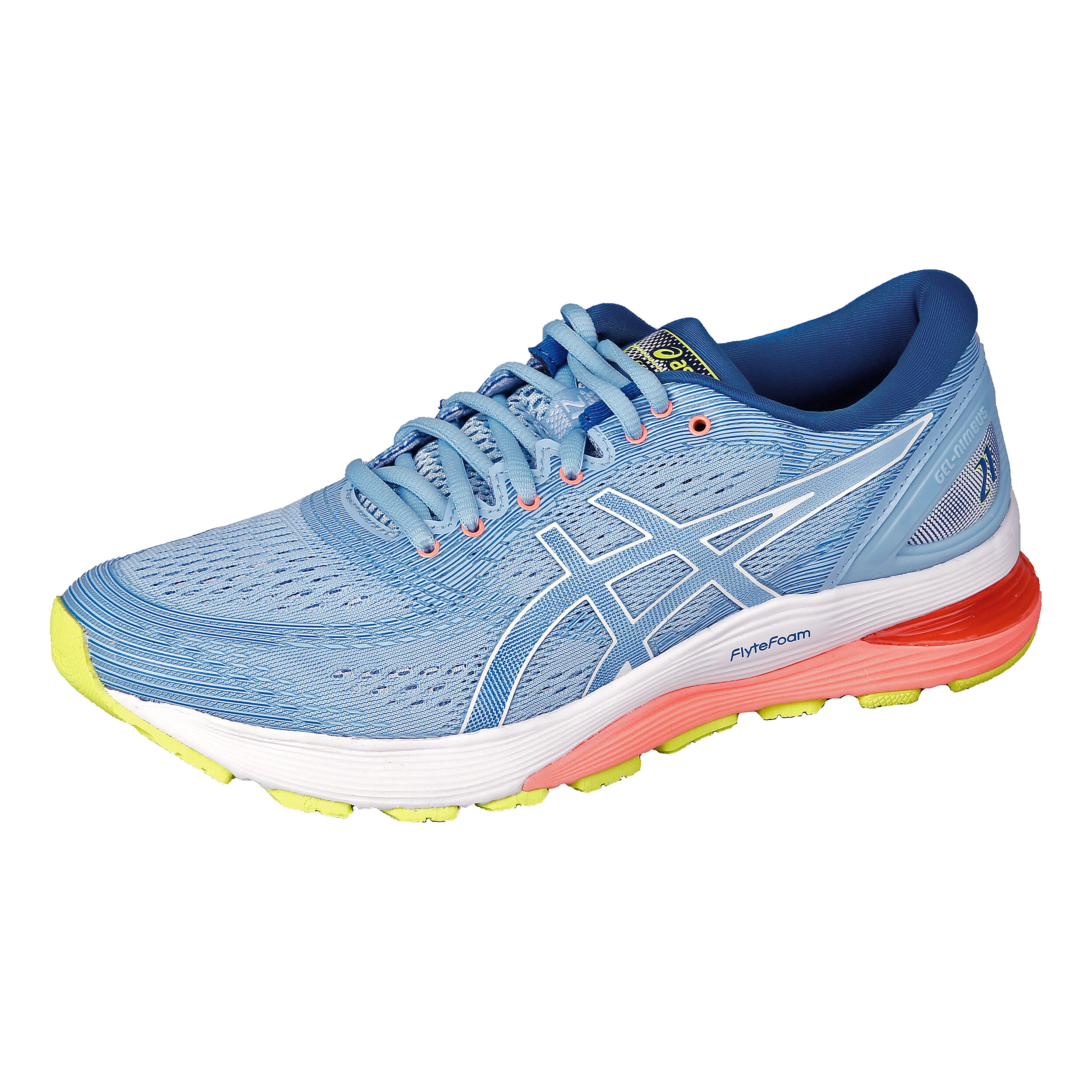 buy Asics Gel-Nimbus 21 Neutral Running Shoe Women - Light ...