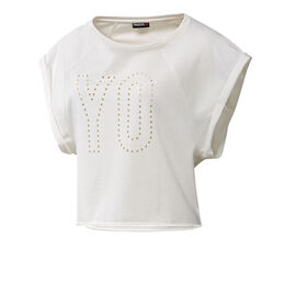 Yoga French Terry Tee Women