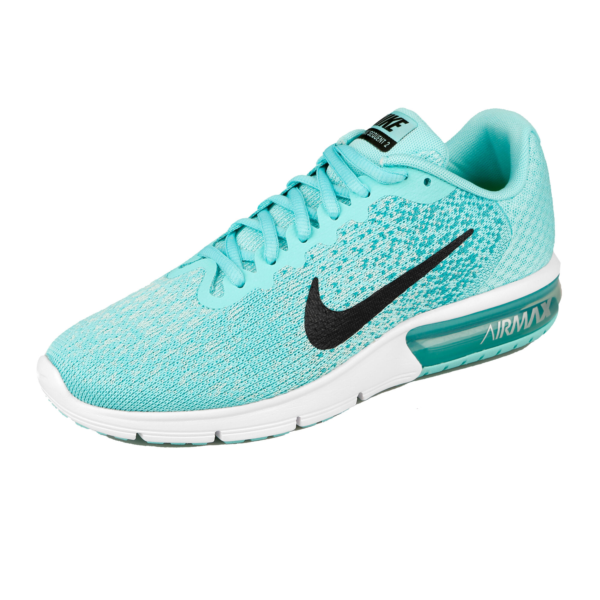 3bf5aeb3e174 buy Nike Air Max Sequent 2 Neutral Running Shoe Women - Light Blue ...