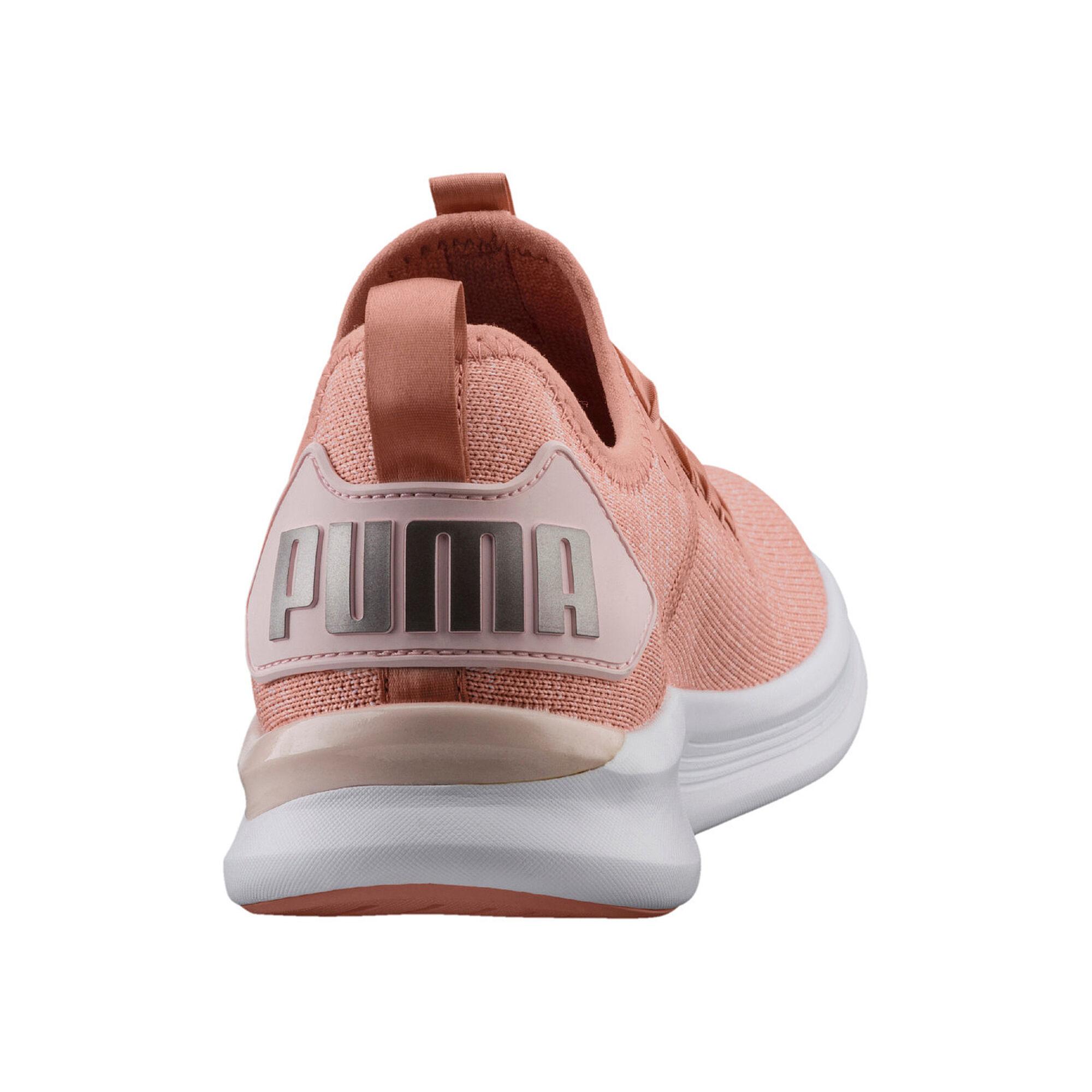 wholesale dealer dde41 c7d65 buy Puma Ignite Flash EvoKNIT Satin EP Fitness Shoe Women ...