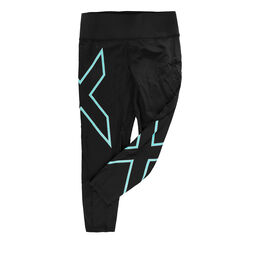 Bonded Mid Rise Compression Tights 7/8 Tights Women