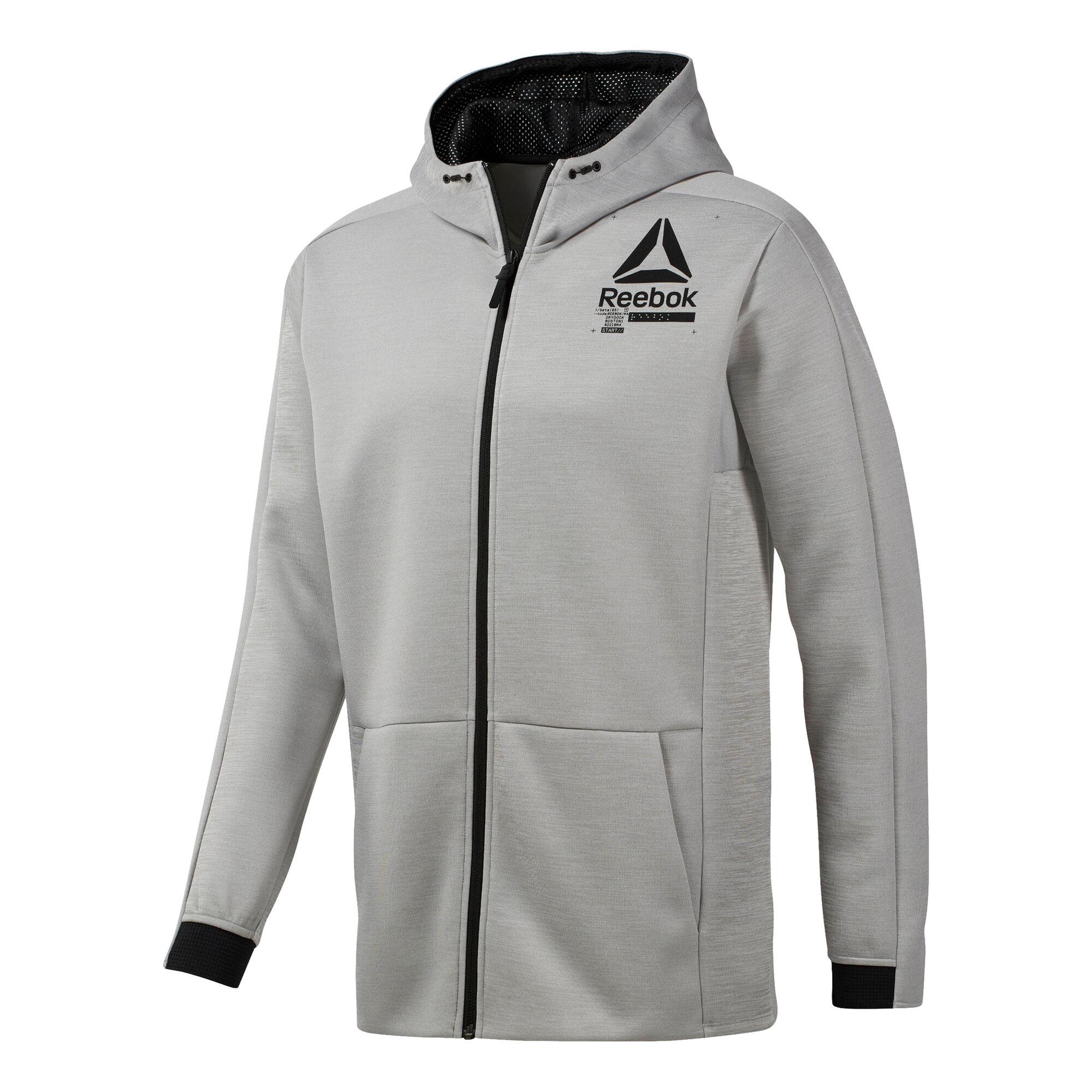d4c0815328 buy Reebok One Series Spacer Full-Zip Training Jacket Men ...