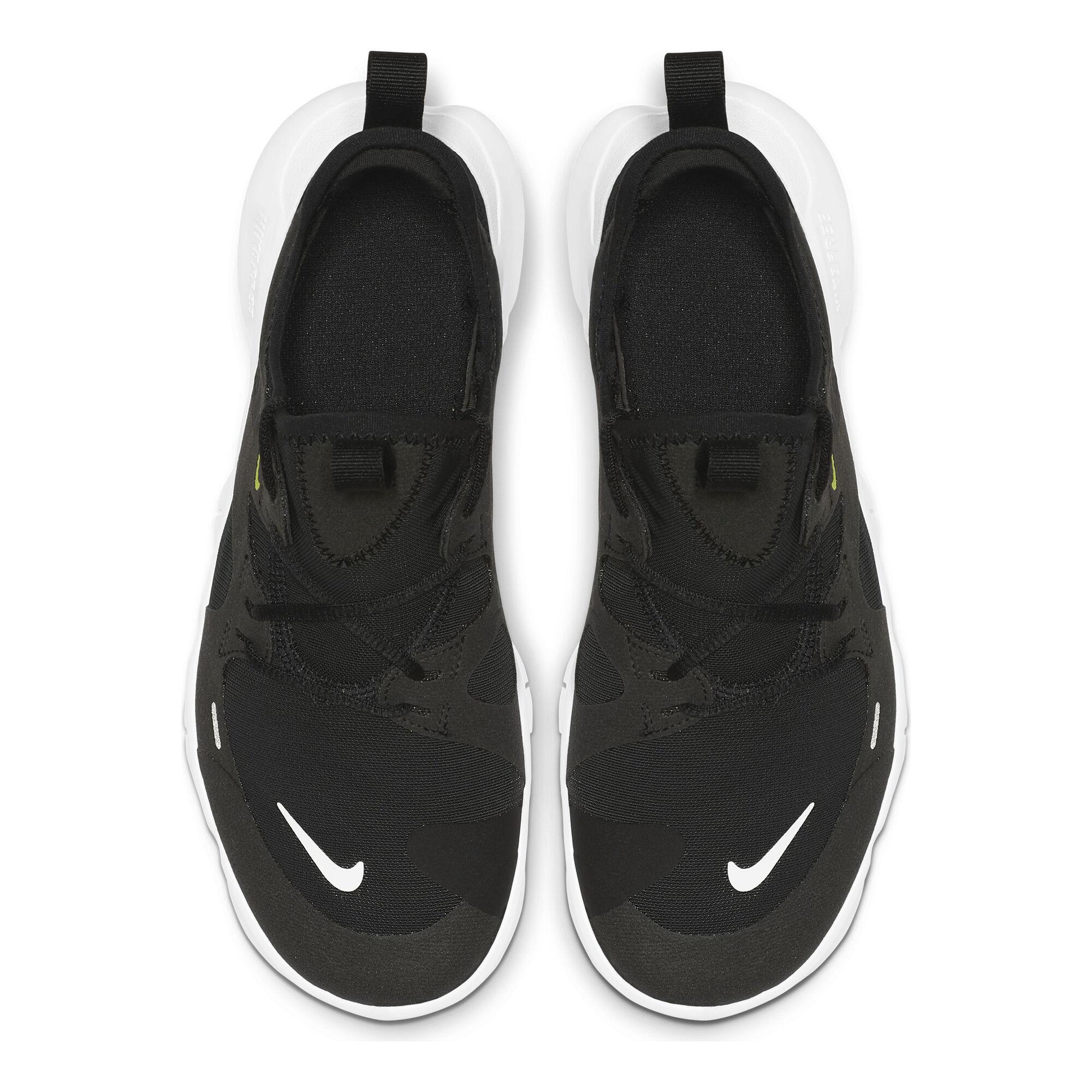 purchase cheap d26d6 9c370 buy Nike Free Run 5.0 Neutral Running Shoe Kids - Black ...