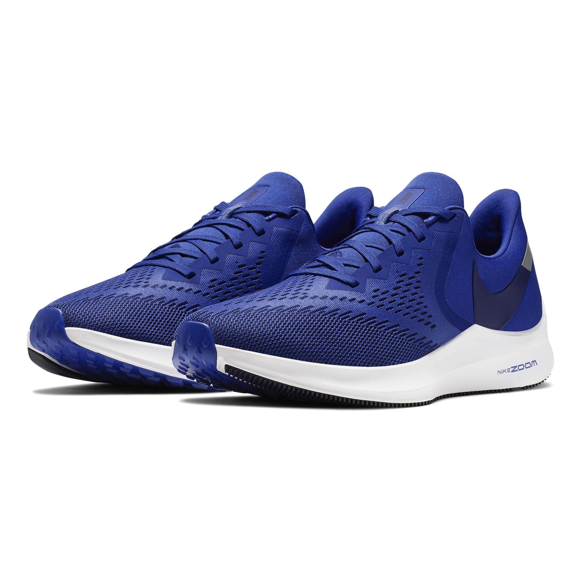 37556f524c92 buy Nike Air Zoom Winflo 6 Neutral Running Shoe Men - Dark Blue ...