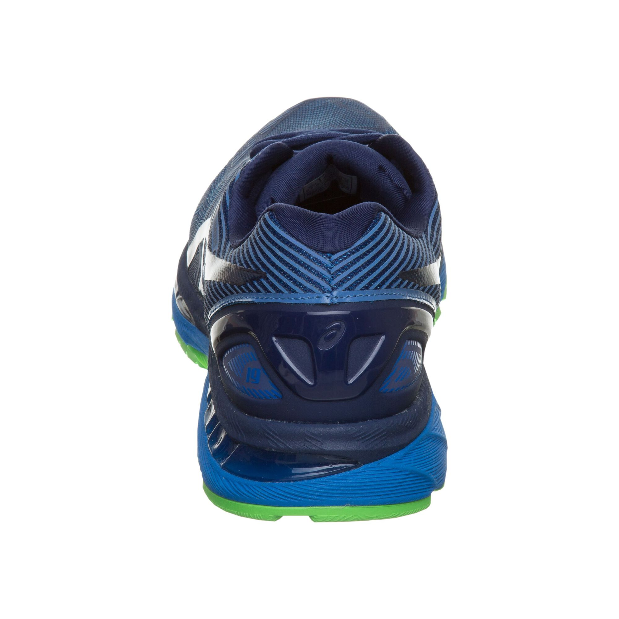 69990a59f3ab buy Asics Gel-Nimbus 19 Lite-Show Neutral Running Shoe Men - Blue ...