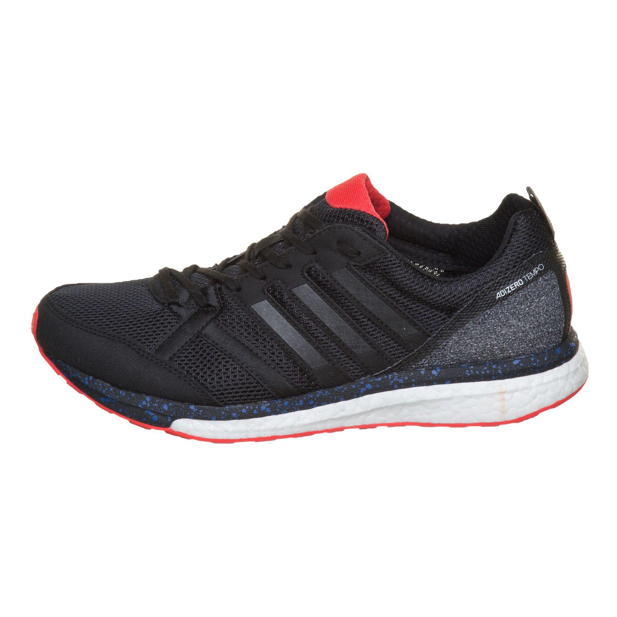 Orientar Agacharse sobresalir  buy adidas Adizero Tempo 9 Aktiv Competition Running Shoe Men - Black,  White online | Jogging-Point