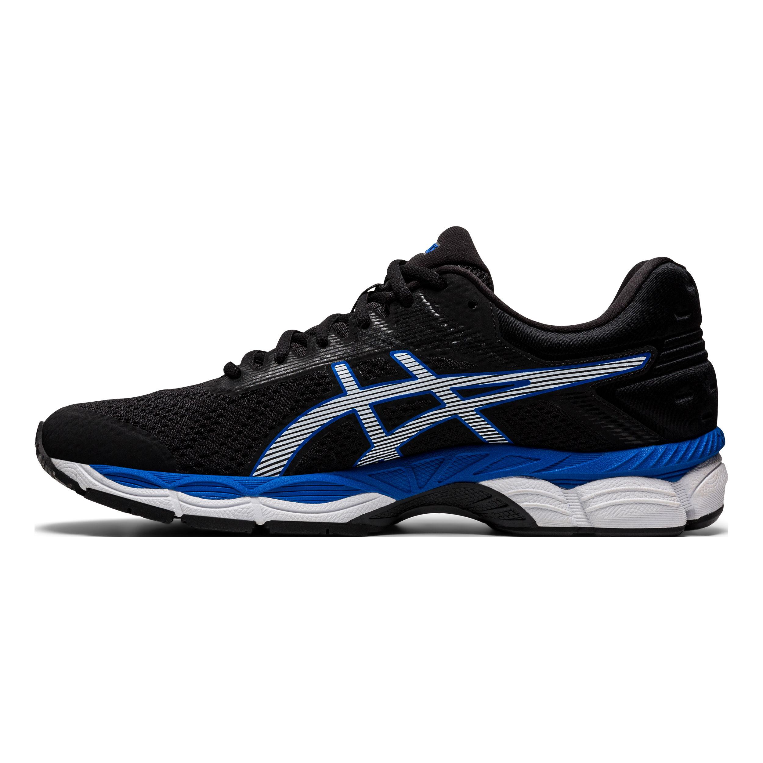 buy Asics Gel-Glorify 4 Neutral Running Shoe Men - Black, Blue ...