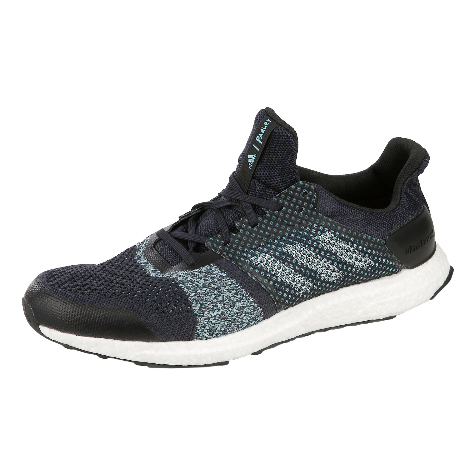7c82e0671 buy adidas Ultra Boost ST Parley Stability Running Shoe Men - Dark ...