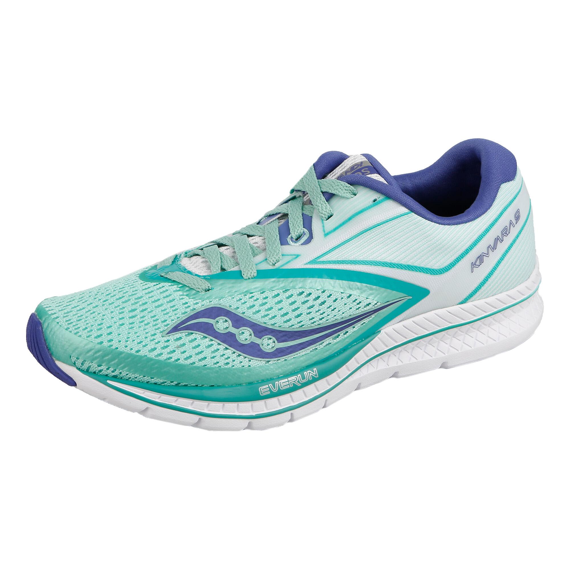 buy online 38187 2b65a Saucony Kinvara 9 Neutral Running Shoe Women - Mint, White