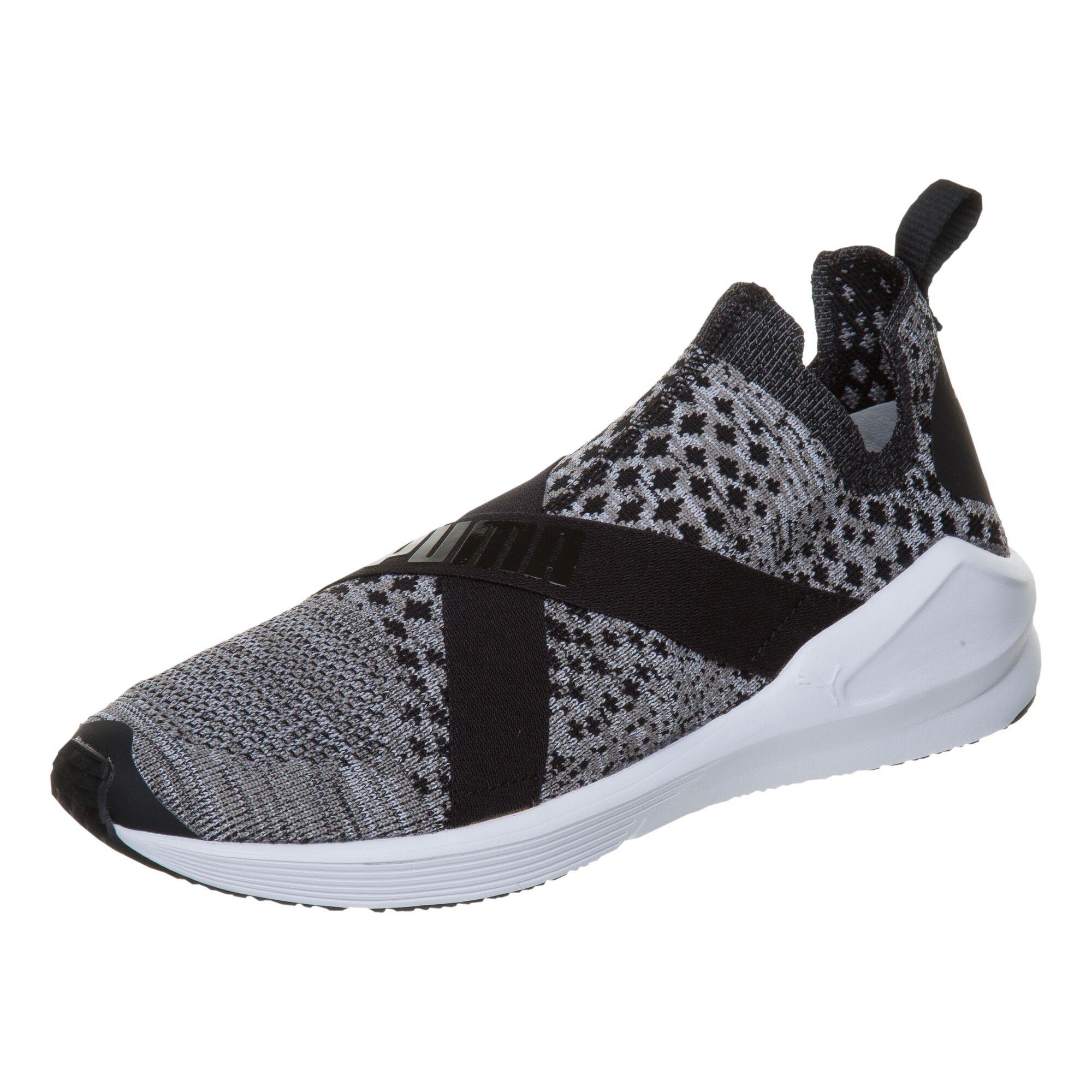 7af20e7ab4303f buy Puma Fierce EvoKNIT Fitness Shoe Women - Lightgrey