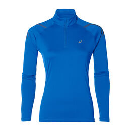 Icon Half-Zip Longsleeve Women