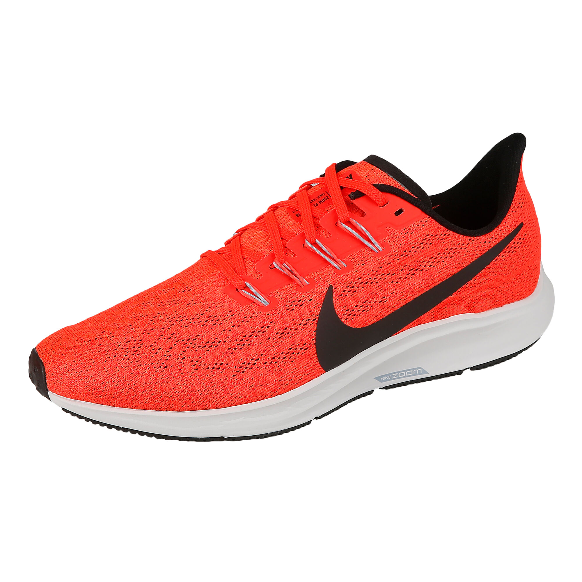 quality design de569 395ff buy Nike Pegasus 36 Neutral Running Shoe Men - Red, Black ...