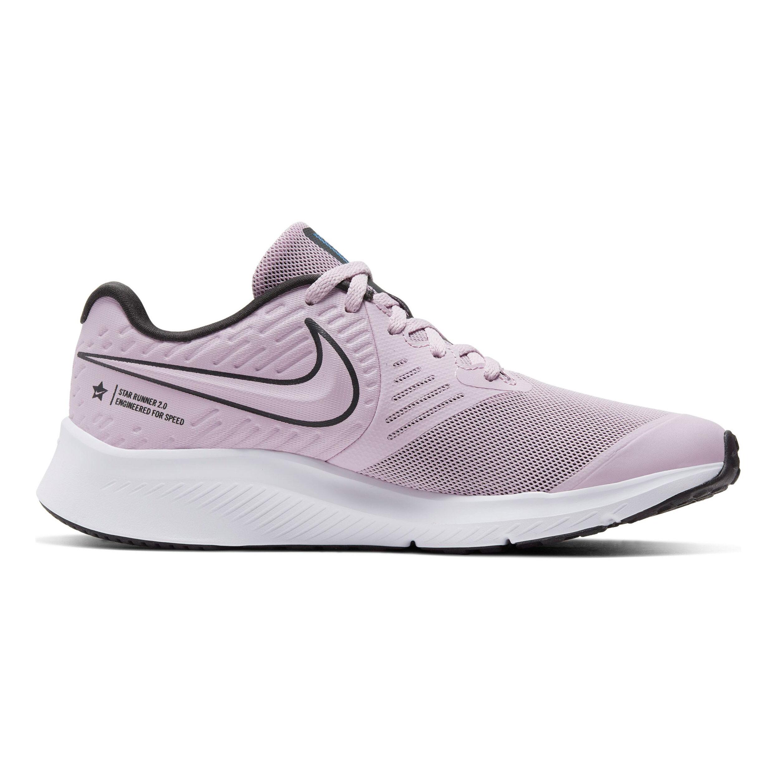 buy Nike Star Runner (GS) 2 Neutral Running Shoe Kids - Lilac