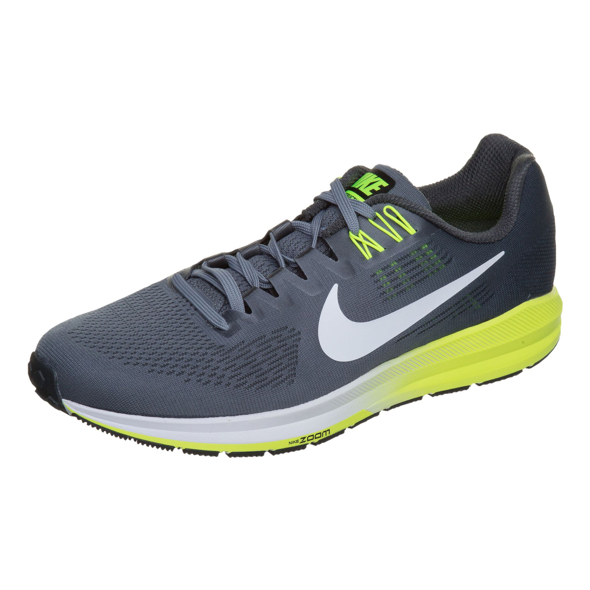 san francisco 74570 81186 buy Nike Air Zoom Structure 21 Stability Running Shoe Men ...