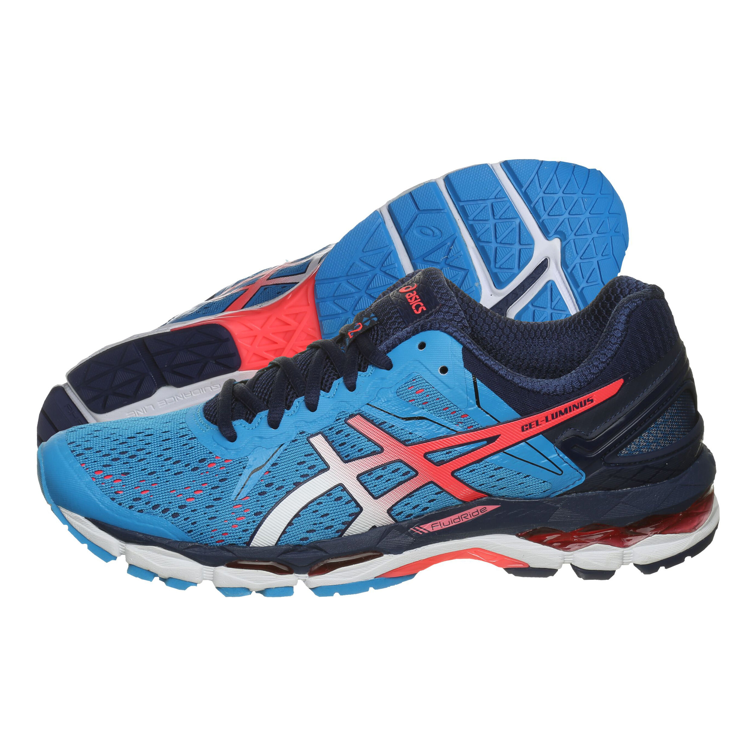 buy Asics Gel Luminus 2 Stability Running Shoe Women Blue