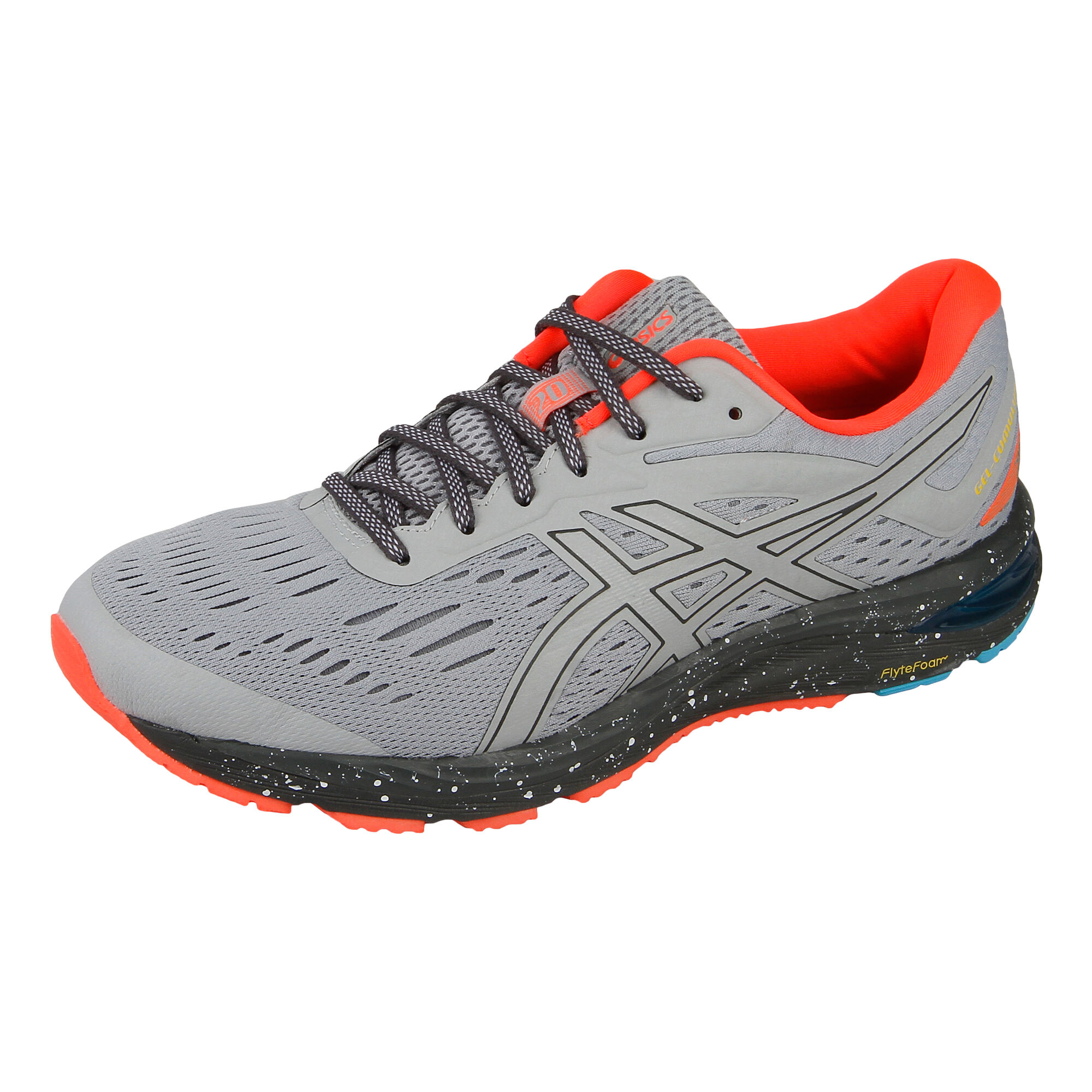 53a348ca08 buy Asics Gel-Cumulus 20 LE Neutral Running Shoe Men - Lightgrey ...
