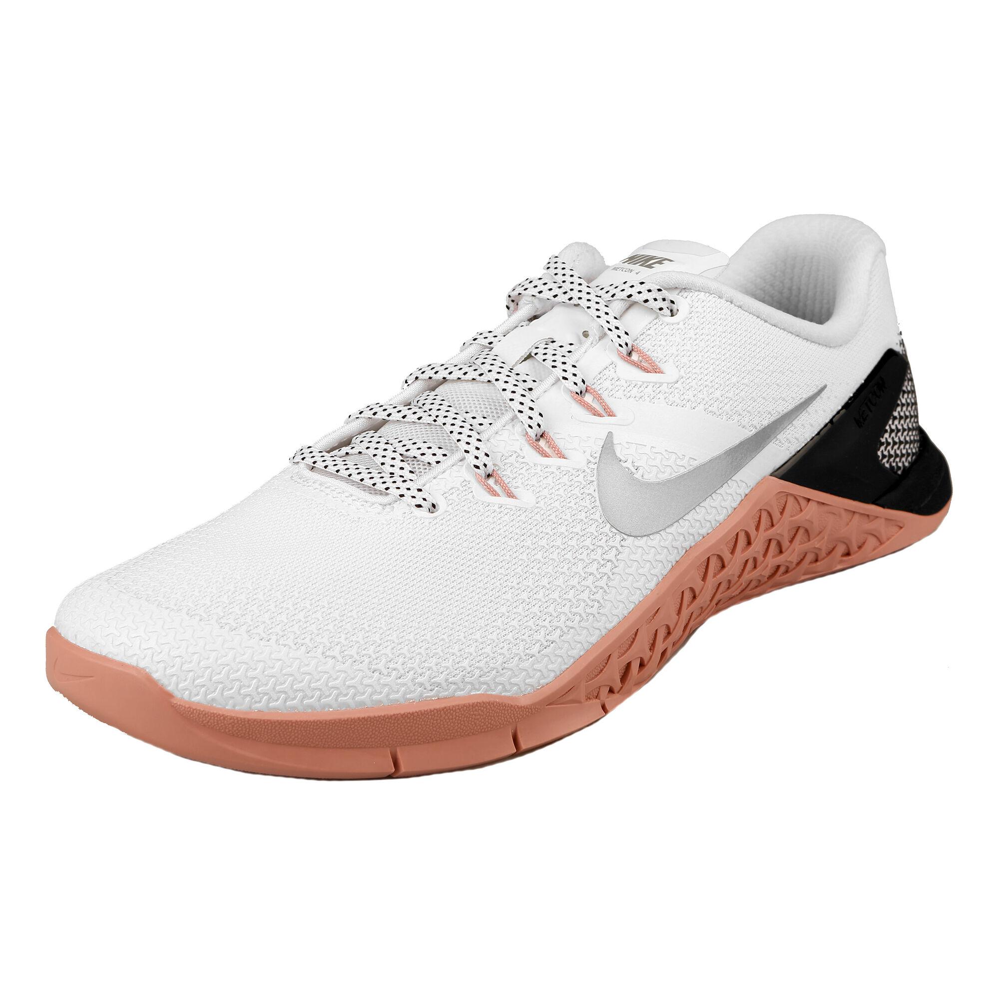 b998497412050 buy Nike Metcon 4 Fitness Shoe Women - White, Pink online | Jogging ...
